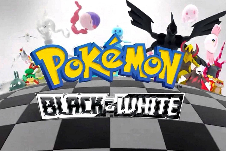 Pokemon Black and White Version (2010)