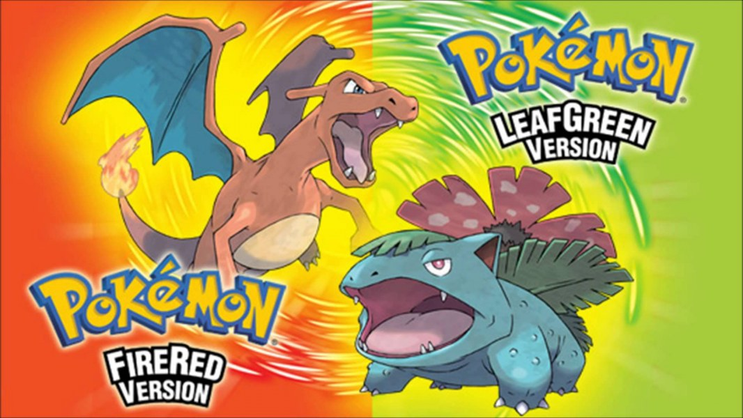 Pokemon Fire Red and Leaf Green Version (2004)