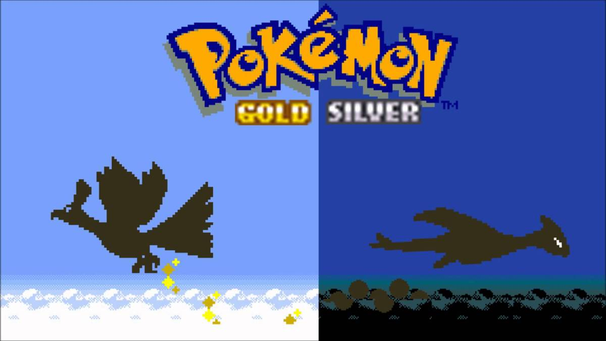 Pokemon Gold and Pokemon Silver (2000)
