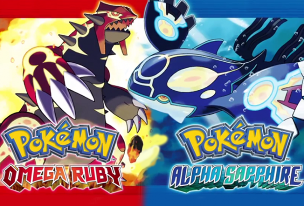 Pokemon Omega Ruby and Alpha Sapphire (2014)