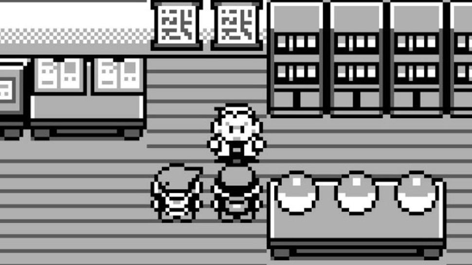 Pokemon Red and Blue Version (1996)
