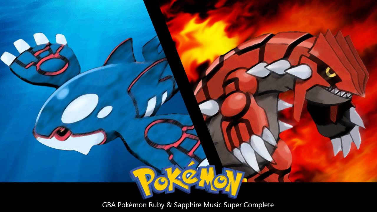 Pokemon Ruby and Sapphire Version (2002)