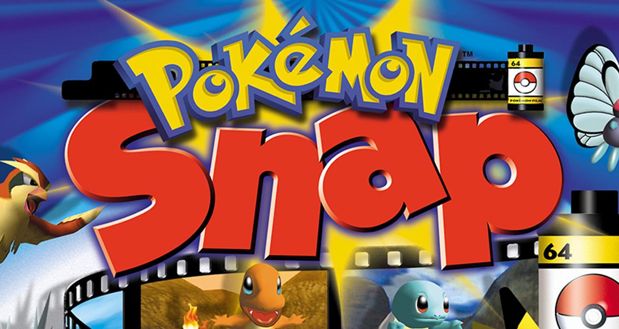 Pokemon Snap (Spin-off)