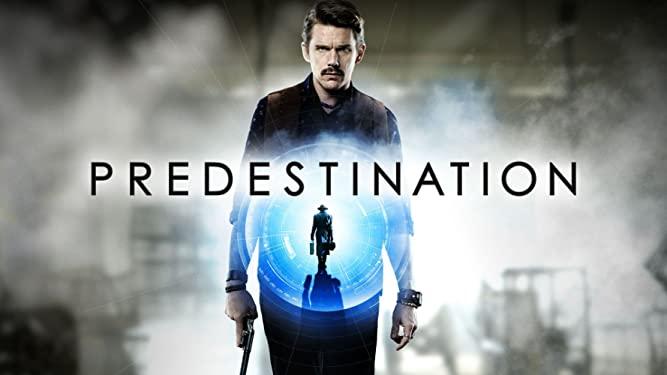Predestination (2014) Movie Poster
