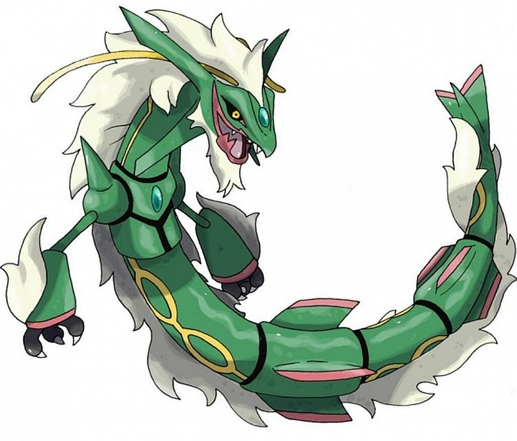 Rayquaza (POKÉMON: RUBY AND SAPPHIRE)