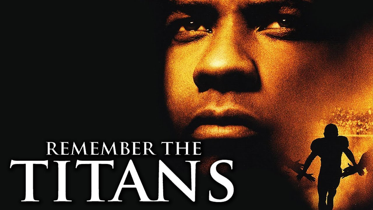Remember the Titans (2000) Poster