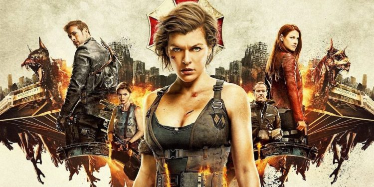 Resident Evil: The Final Chapter(2016) Movie Poster