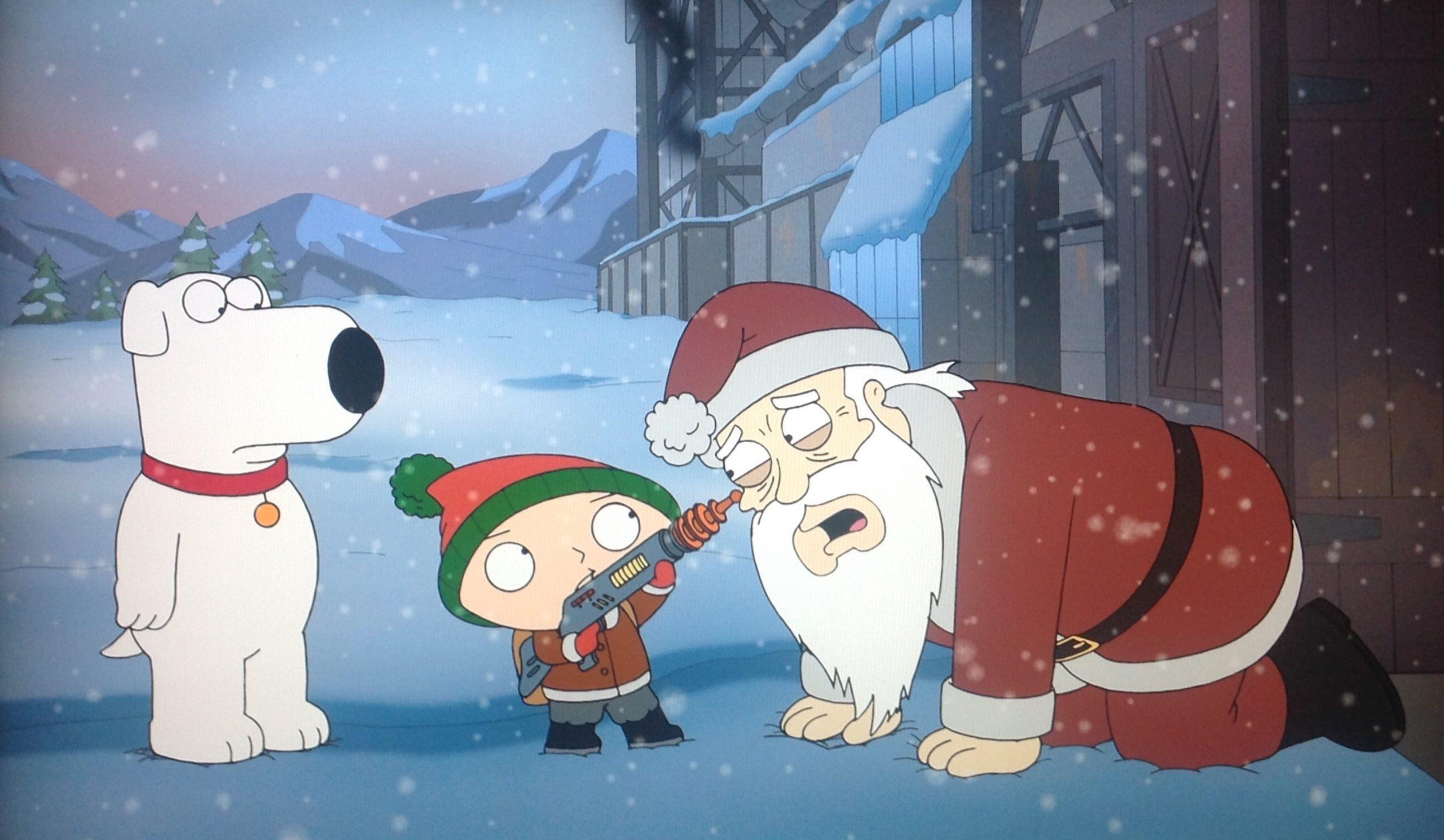 Road to the North Pole Tv Show Scene