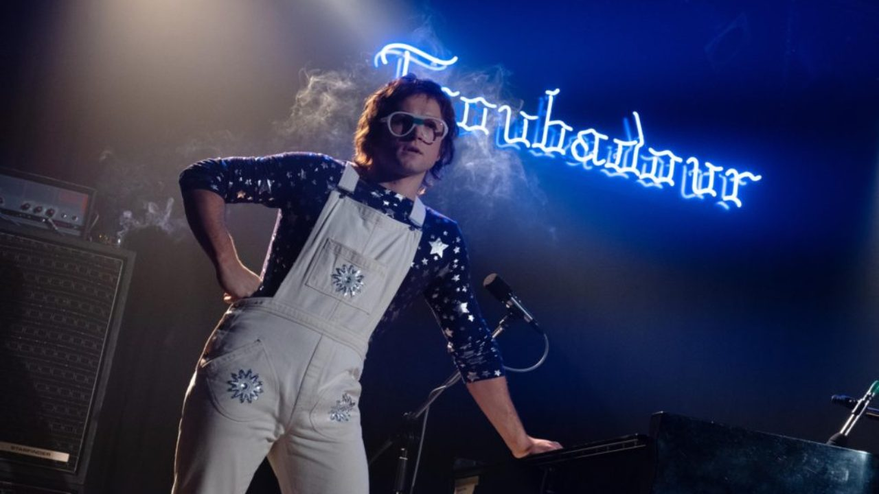 Rocketman (2019) Movie Scene