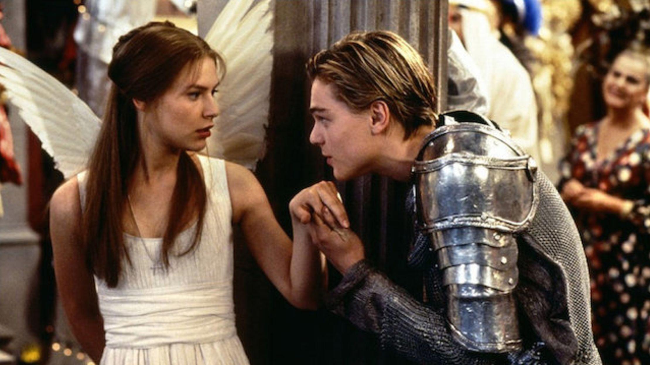 Romeo Juliet (1996) Movie Scene