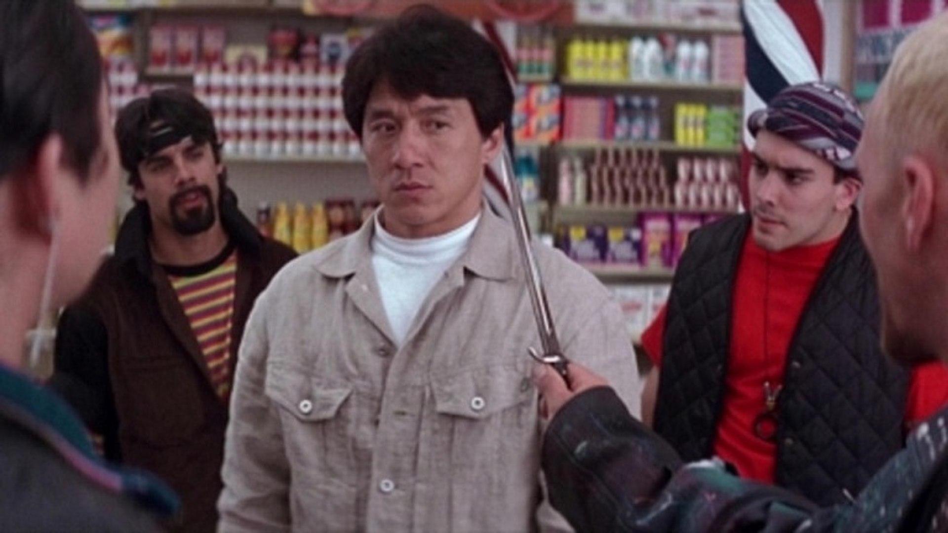 Rumble In The Bronx 1995 Movie Scene