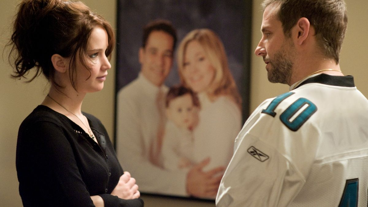 Silver Linings Playbook (2012) Movie Scene