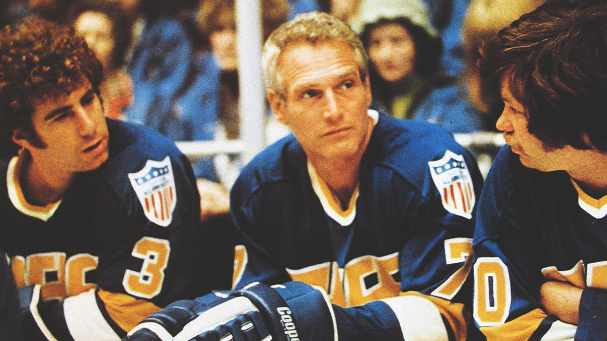Slap Shot (1977) Movie Scene