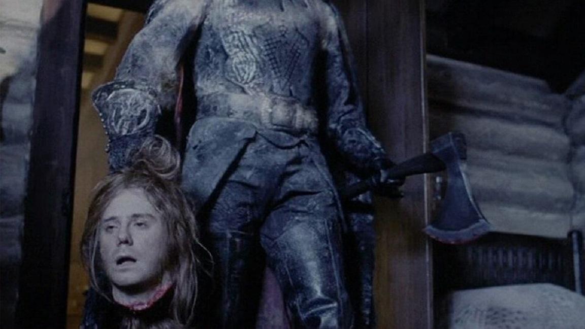 Sleepy Hollow (1999) Movie Scene