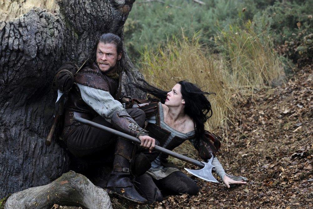 Snow White and The Huntsman (2012) Movie Scene