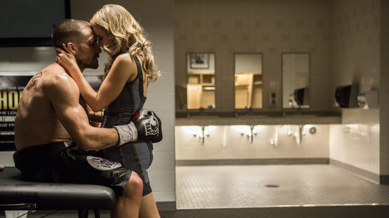 Southpaw (2015) Movie Scene