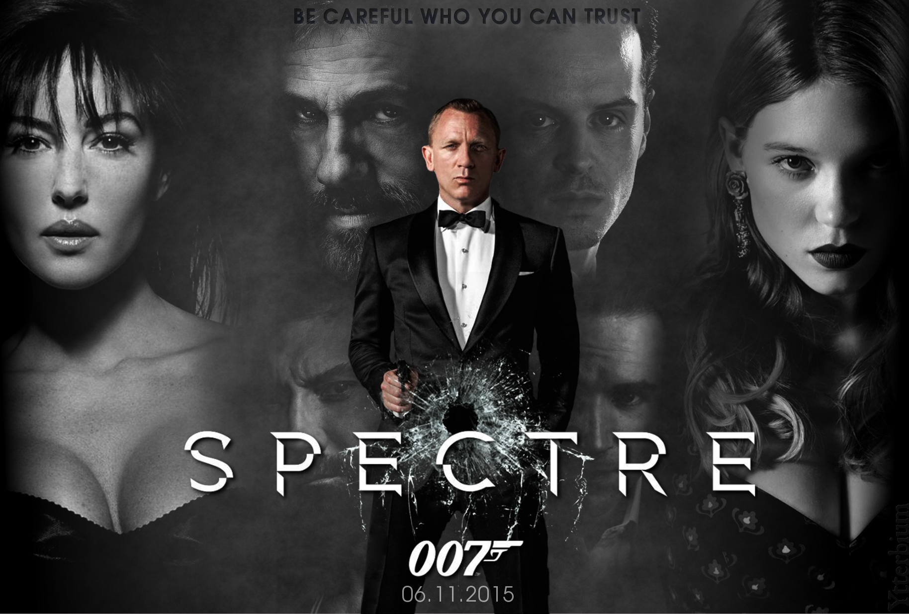 Spectre (2015) Poster