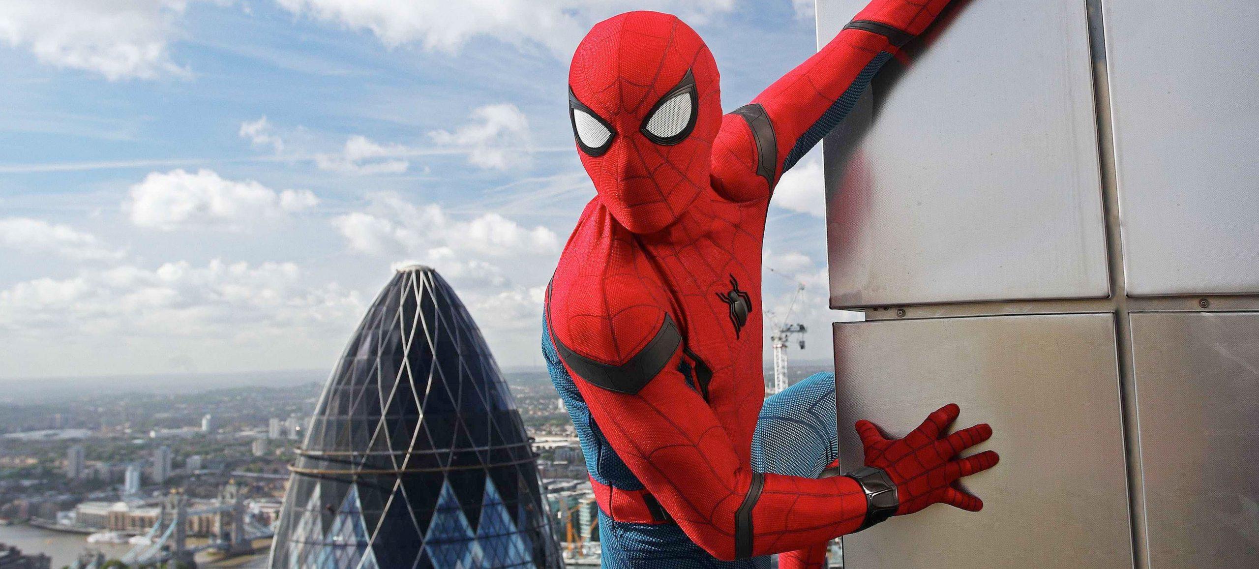 Spider-Man: Far From Home sequel Movie Scene