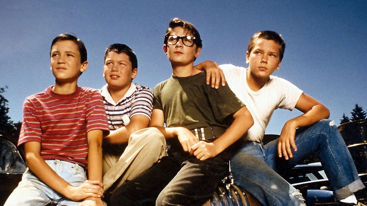 Stand By Me (1986) Movie Scene