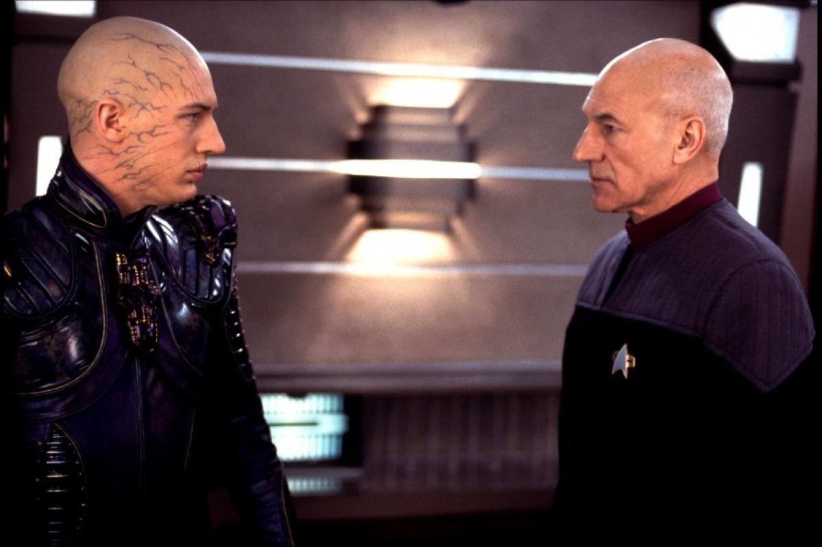 Star Trek Movie Scene
