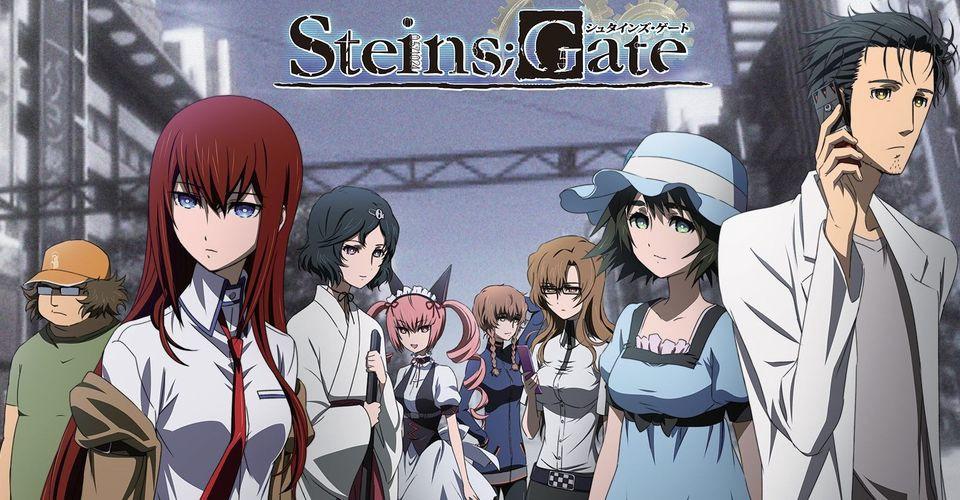 Steins; Gate Poster
