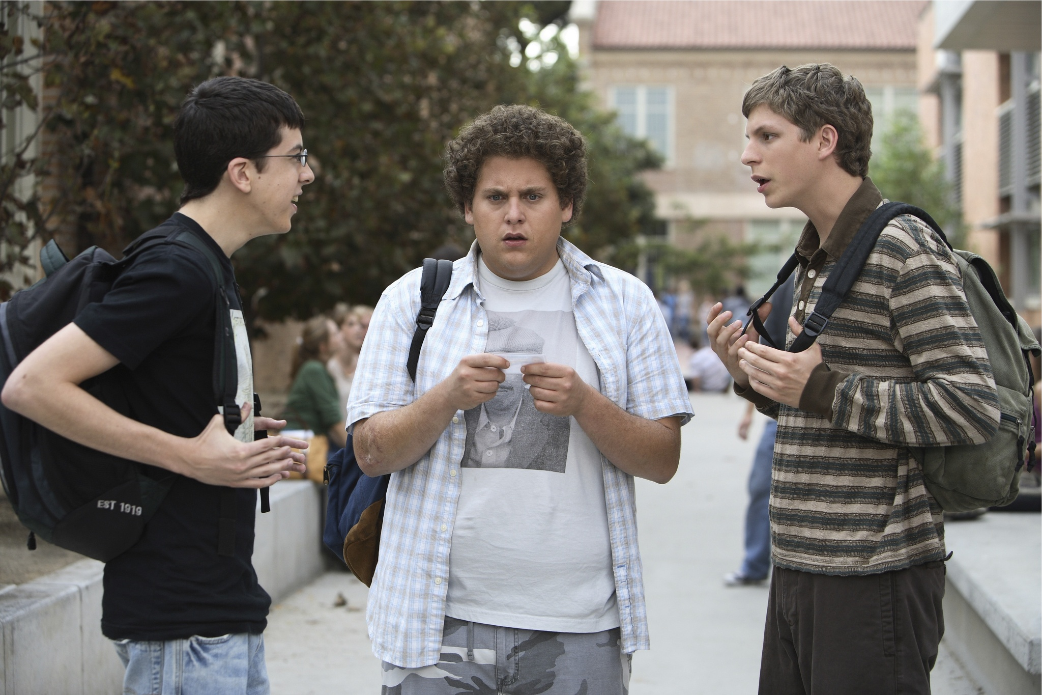 Superbad (2007) Movie Scene