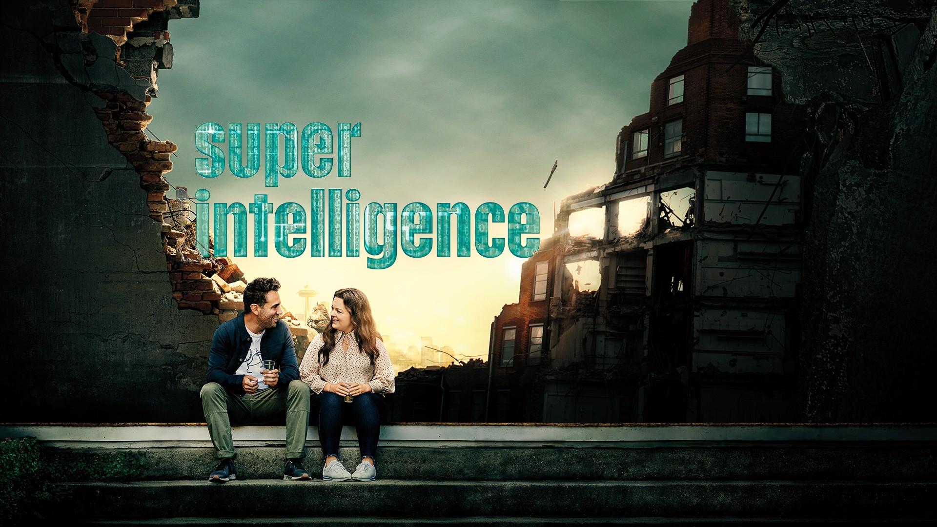 Superintelligence (2020) poster