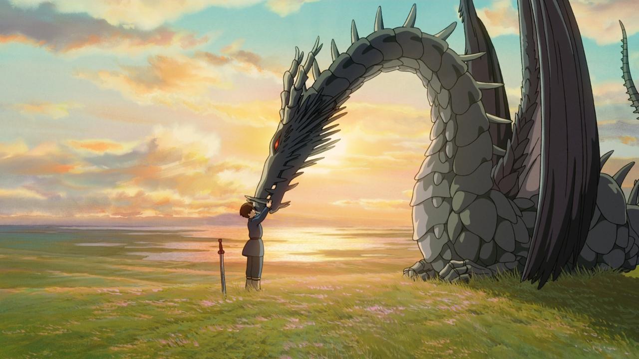 Tales from Earthsea (2006) Movie Scene