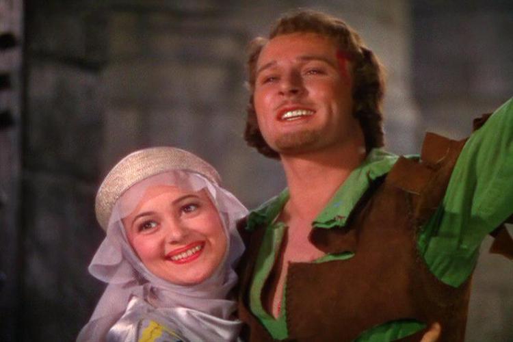 The Adventures of Robin Hood (1938) Movie Scene
