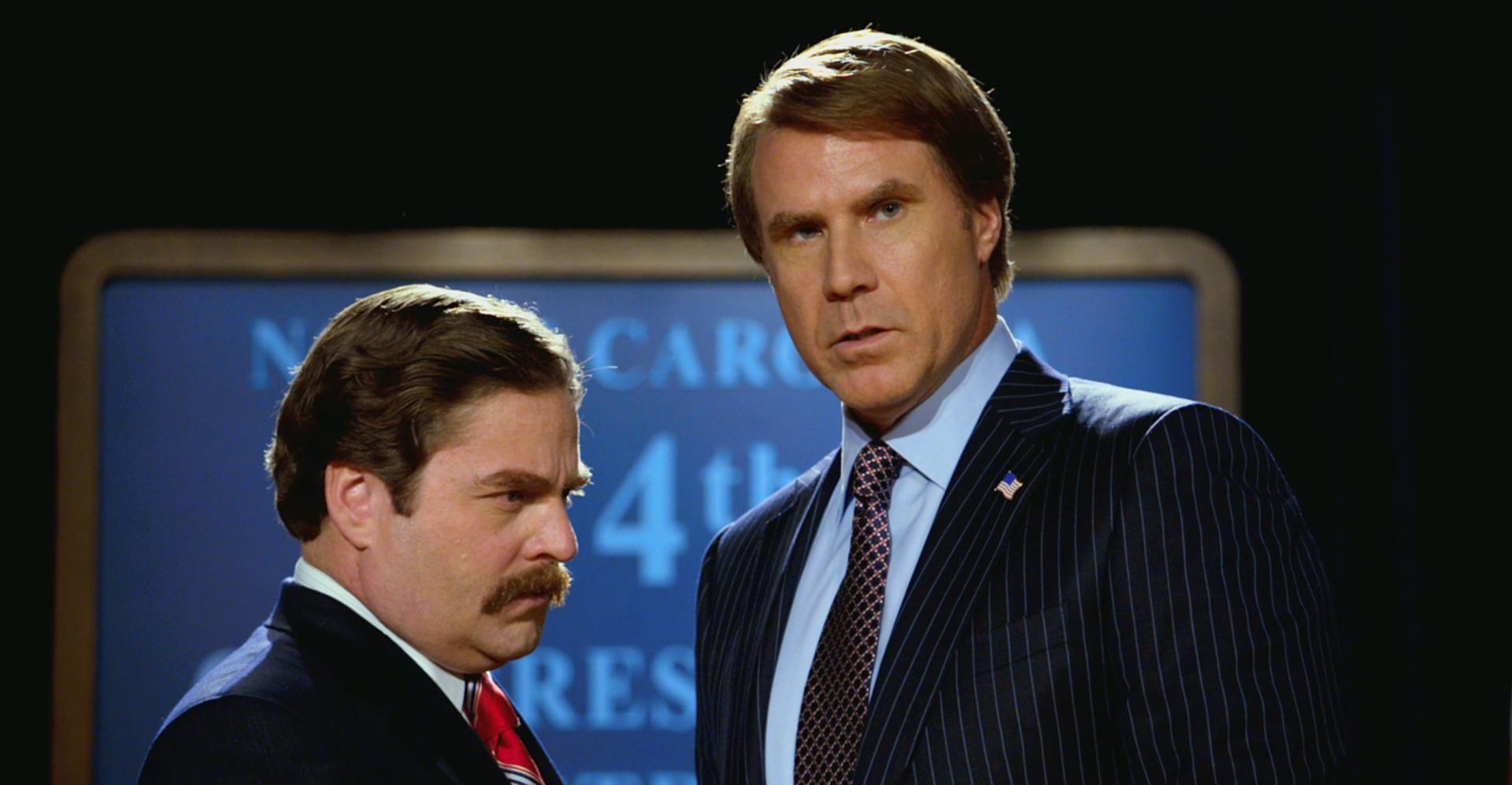 The Campaign (2012) Movie Scene