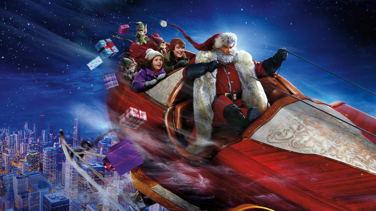 The Christmas Chronicles (2018) Movie Scene