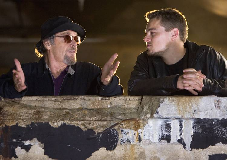 The Departed (2007) Movie Scene