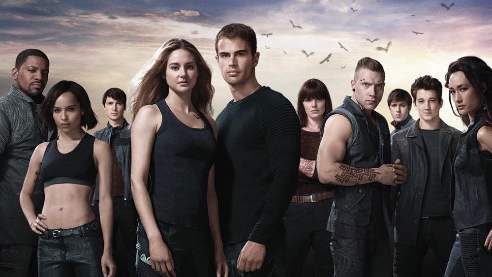 The Divergent Franchise (2014-2016)