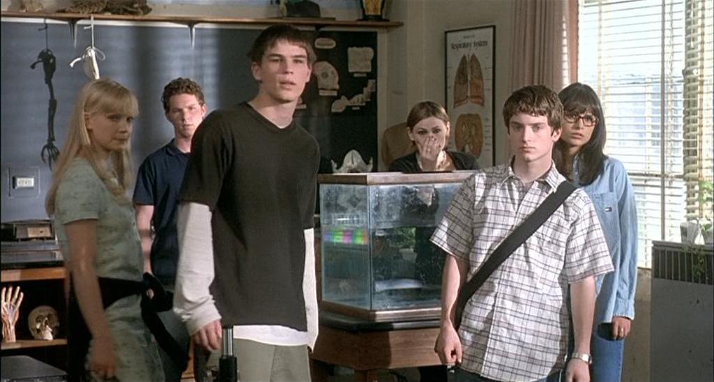 The Faculty (1998) Movie Scene