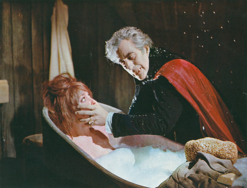 The Fearless Vampire Killers (1967) Movie Scene
