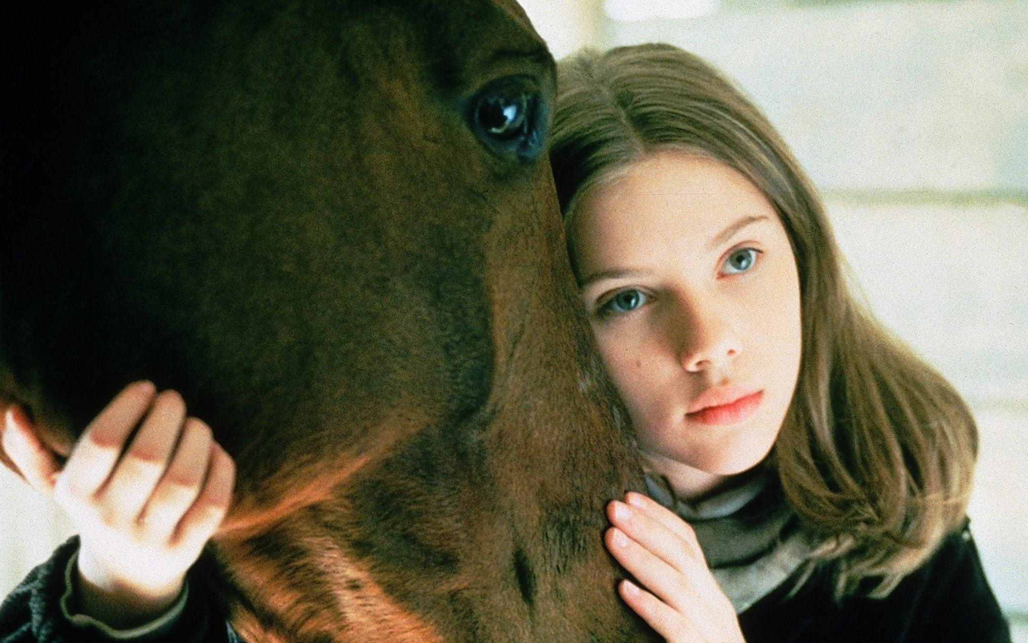 The Horse Whisperer (1998) Movie Scene