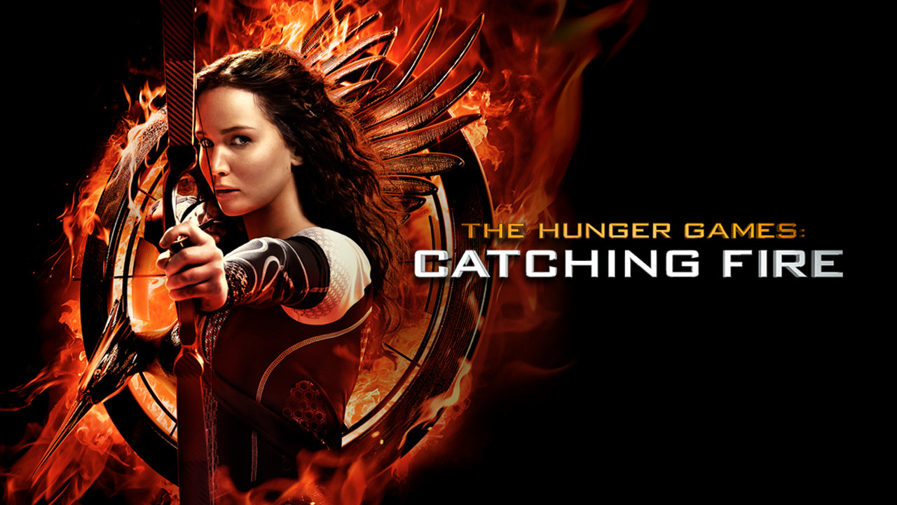 The Hunger Games: Catching Fire (2013) Movie Poster
