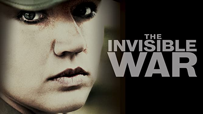 The Invisible War (2012) Poster