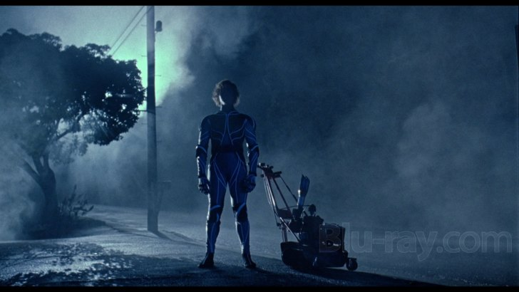 The Lawnmower Man (1992) Movie Scene
