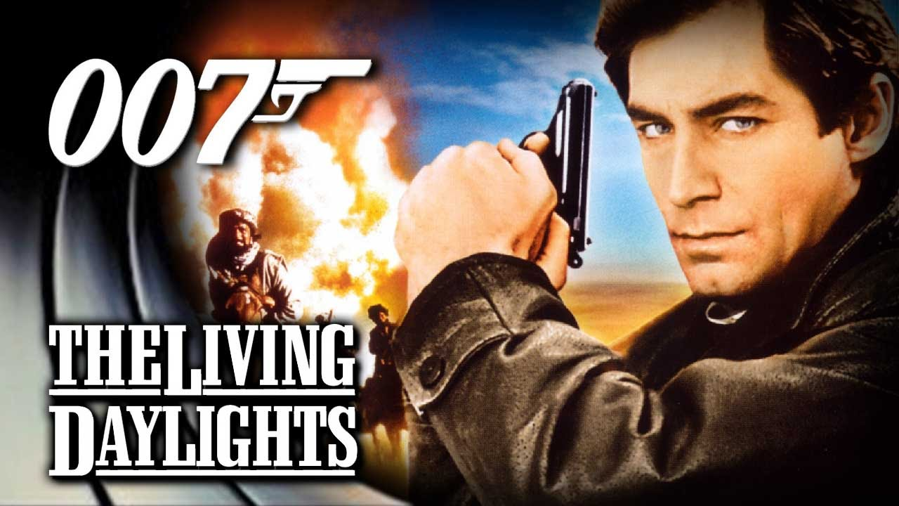 The Living Daylights (1987) Poster