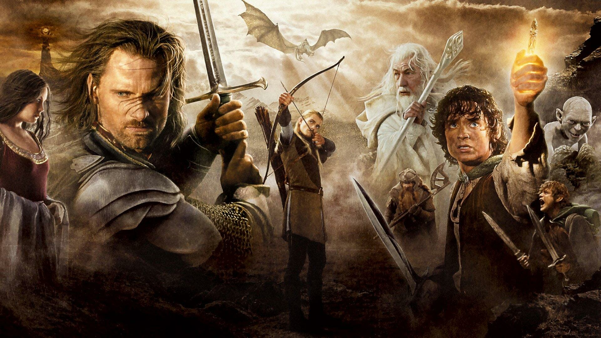 The LoThe Lord of the Rings: The Return of the King (2003)rd of the Rings: The Return of the King (2003)