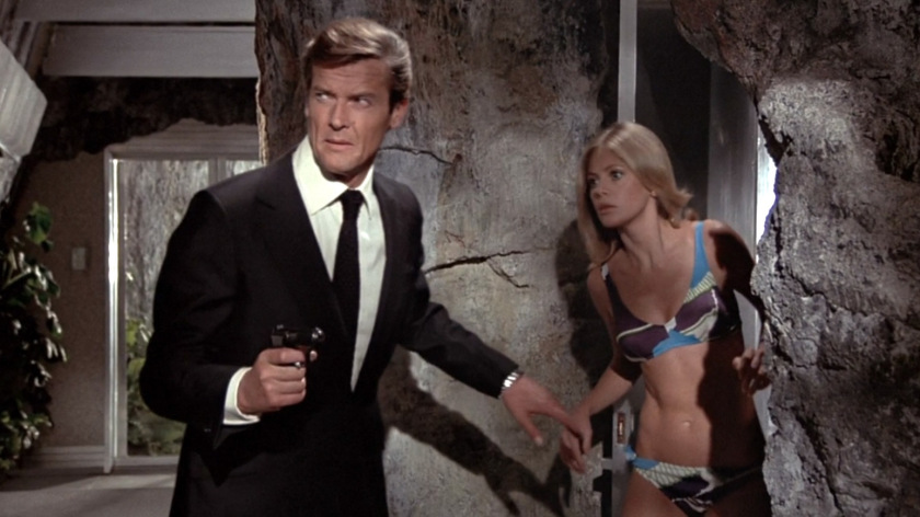 The Man with The Golden Gun (1974) Movie Seen