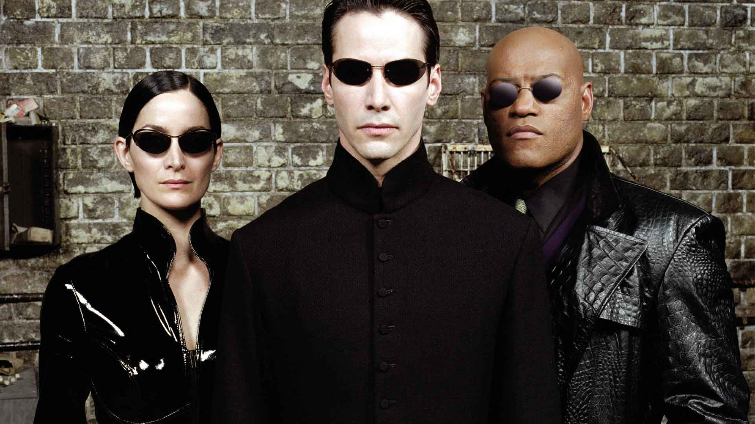 The Matrix Movie Scene