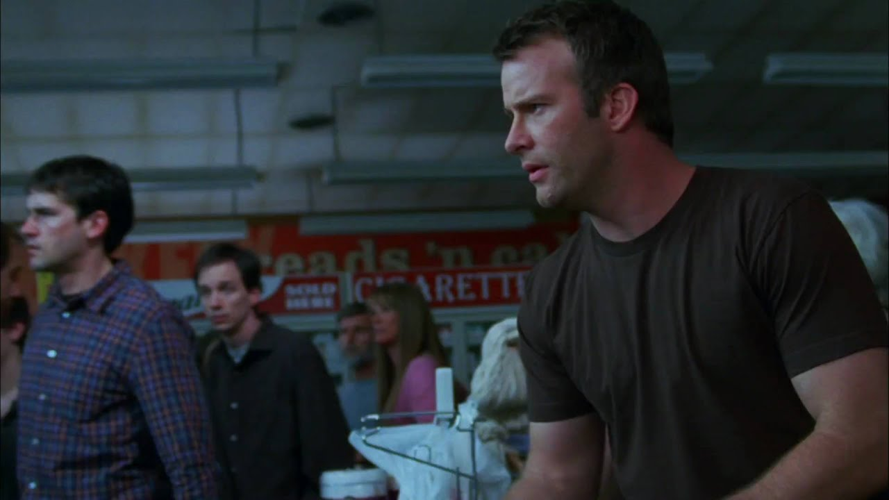 The Mist (2007) Movie Scene