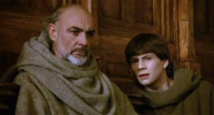 The Name of The Rose (1986) Movie Scene