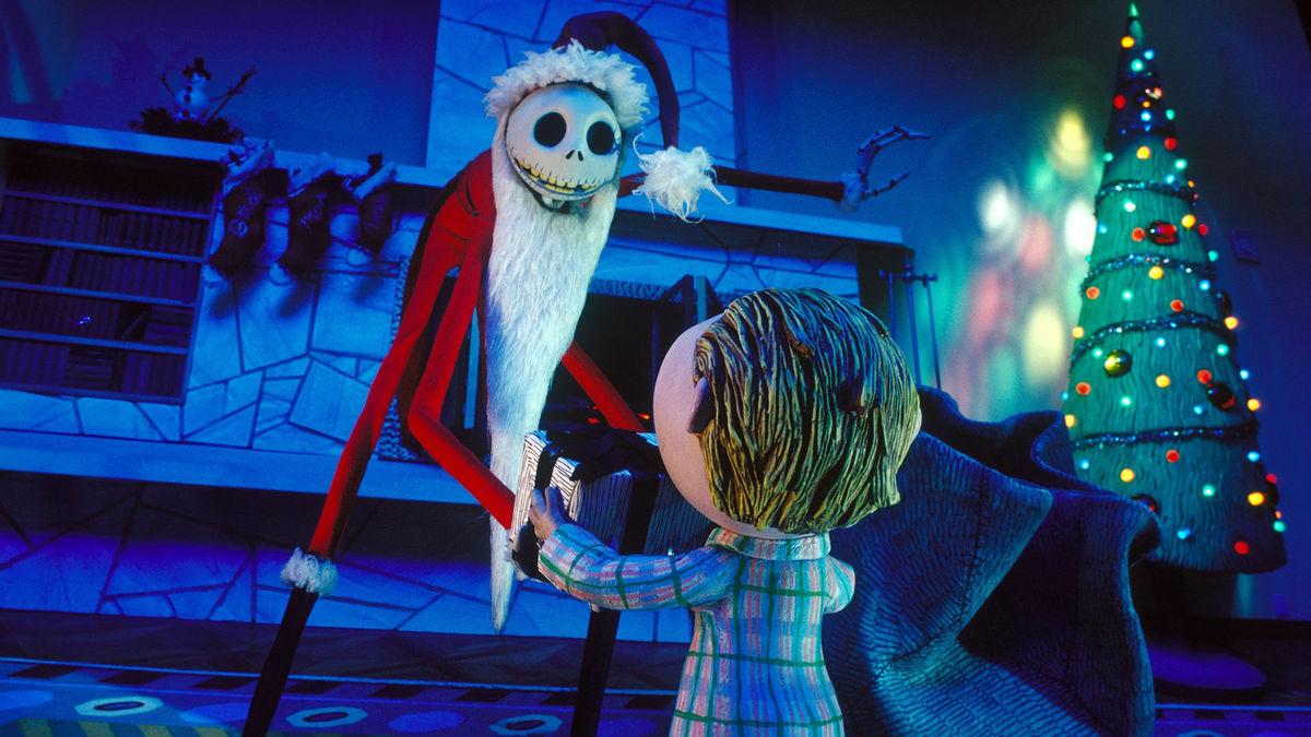 The Nightmare Before Christmas (1993) Movie Scene