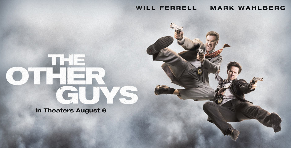 The Other Guys (2010) movie poster