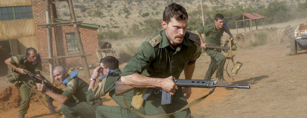 The Siege of Jadotville Movie Scene