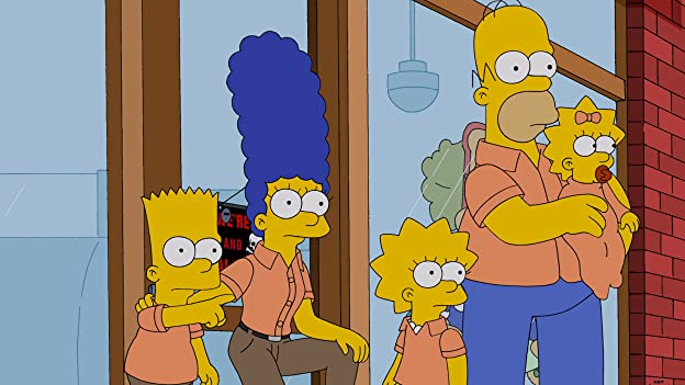 The Simpsons (1989) Scene