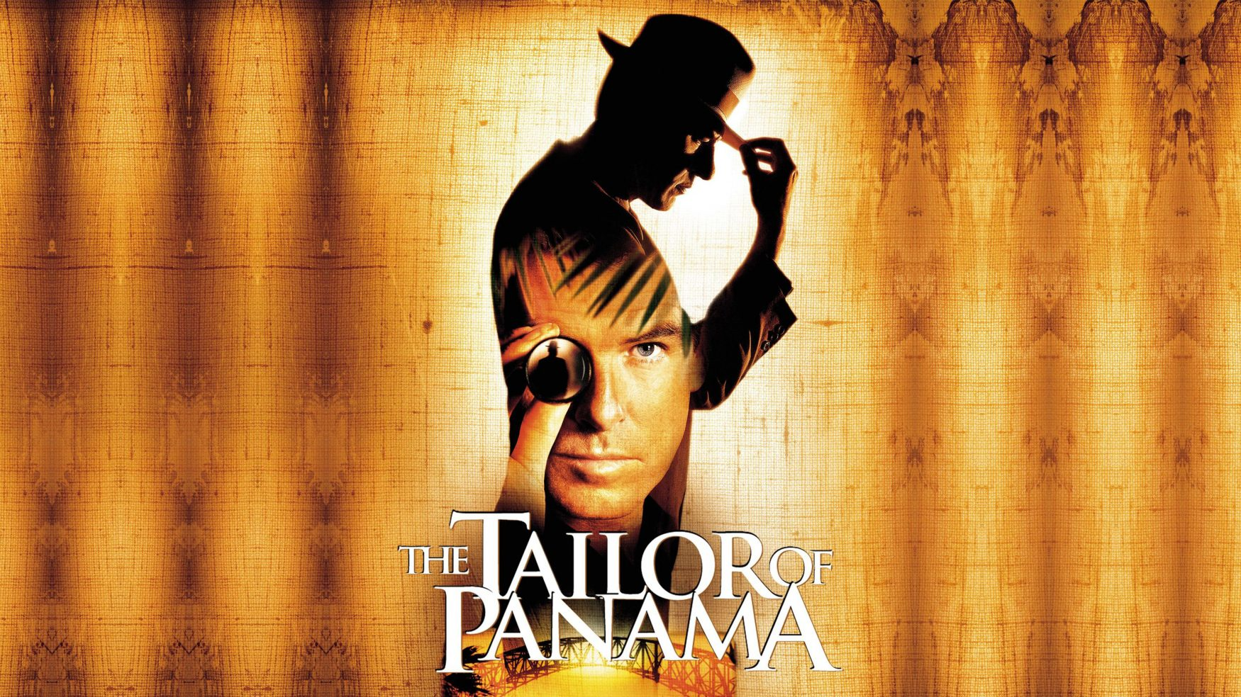The Tailor of Panama (2001) Poster